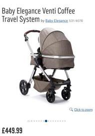 Baby Elegance travel system for sale.