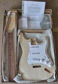 LA Electric guitar DIY kit