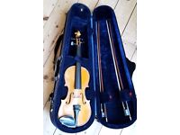 Stentor Student II 1/2 size VIOLIN