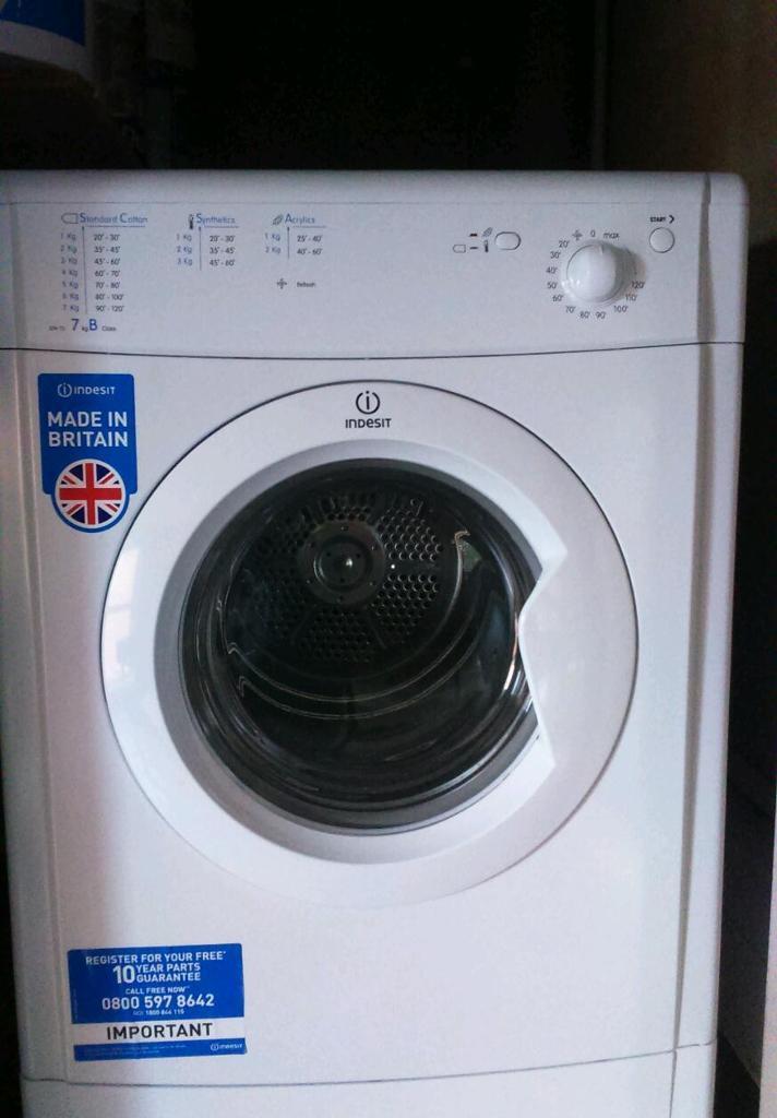 Brand new Indesit tumble dryer
