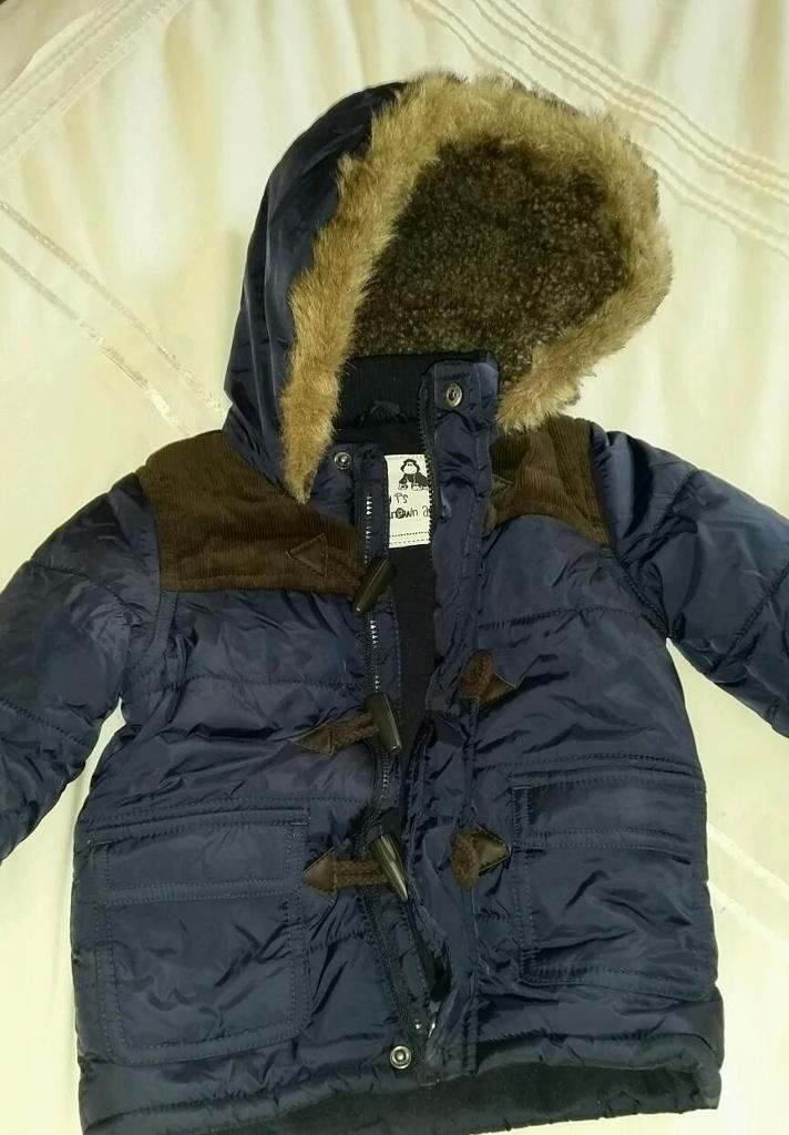 Boys 6-9 months winter clothes