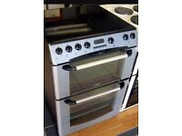GREY BELLING 60cm ELECTRIC COOKER , 4 MONTHS WARRANTY