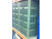 Glass washer racks - 25 compartment