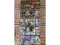 20 PSP games - URGENT SALE