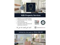 Property services & maintenance