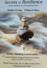 Free Event - A New Thinking Conversation
