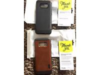 *NEW* Samsung Galaxy S8 Cases and Screen Protector