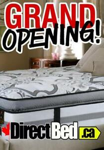 HUGE GRAND OPENING MATTRESS SALE Free Mattress Giveaways, Free BBQ Great Savings --> THIS WEEK ONLY