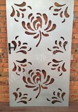 Made to order Gates and screens by Mayper Metal Art Wyndham Vale Wyndham Area Preview