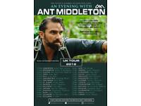 An Evening with Ant Middleton - Glasgow