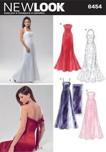 Prom Dress Patterns   eBay