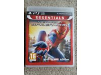 PS3 The Amazing Spider-Man game