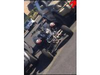 Polaris Predator 500cc VERY FAST QUAD! ROAD LEGAL 2006