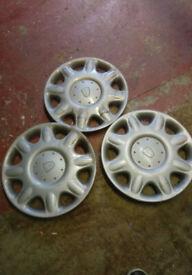 Rover 200 wheel trim original 3 pieces