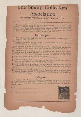 19th Century Stamp Dealer Letters / Adverts / Publications Roessler Moreau Etc