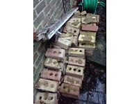 Used bricks - free to collect