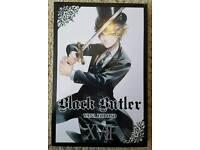 Black Butler (Kuroshitsuji) Manga Book 17