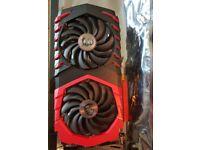 MSI Geforce 1080ti