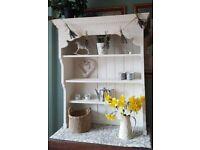 Kitchen dresser top/shelf unit
