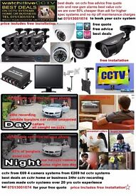 GLASGOW CCTV cctv installed home or business 20yrs cctv experience best system best price