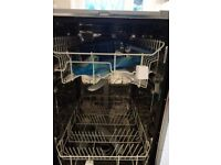 Indesit DISR14B1UK White Slimline Integrated Dishwasher with 10 Place Settings