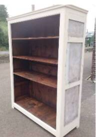 Large Victorian Housemaid's Cupboard Free Local Delivery