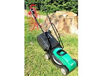 ++++ SOLD ++++ QUALCAST ELECTRIC MOWER ++++ SOLD ++++