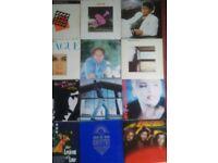 12 Origina Vinyl Albums