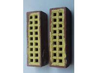 Two Air Bricks