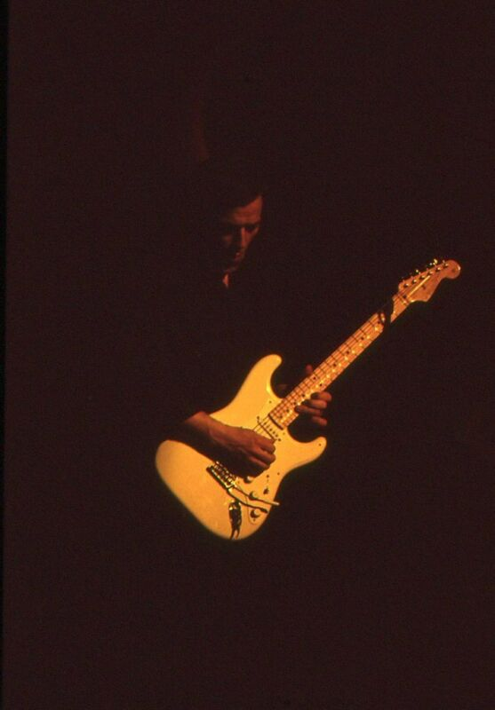 David Gilmour, 1-of-a-kind!   Never Printed!! Original 35mm color film