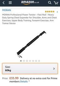 Professional power twister