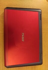 MSI Gaming Laptop (32GB RAM) Special Edition