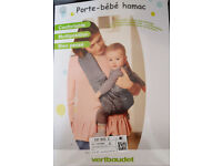 Brand New Cosynomad Baby Hammock Carrier/Sling by Vertbaudet