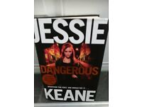 Jessie Keane Hard back book
