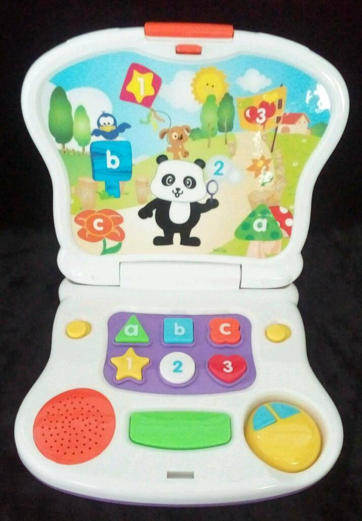 Kids Interactive Laptop Toy