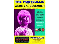WEDNESDAY 27th DECEMBER - 60s 70s SOUL / REGGAE / MOTOWN with DOUBLE BARREL – STAPLE HILL