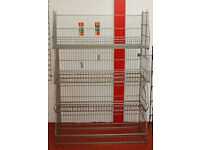 Large Display / Storage Baskets - Heavy Duty! - 4 Tier - Shop Fittings, Retail Display or Home