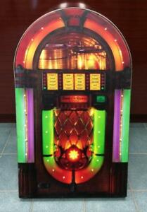 Mr. Christmas 48 Inch Interactive Musical Illuminart - Jukebox Canvas W/18 Song