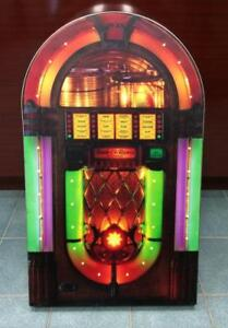 Mr. Christmas 30 Inch Interactive Musical Illuminart - Jukebox Canvas W/18 Song