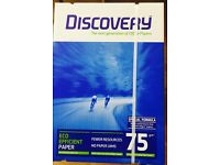 Discovery Everyday A3 Paper 75gsm White