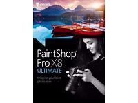 Corel PaintShop Pro X8 Ultimate - LATEST VERSION FOR PC