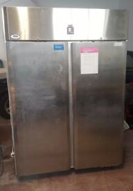 COMMERCIAL SADIA FRIDGE FREEZER