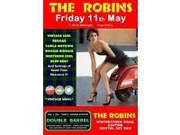 FRIDAY 11th MAY - 60s 70s SOUL / REGGAE / MOTOWN with DOUBLE BARREL – ASHTON