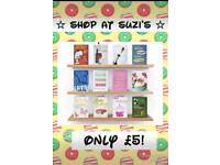 Pack of 12 assorted birthday cards