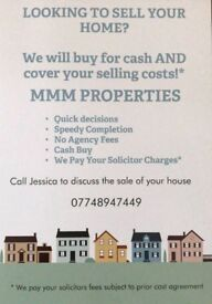 We Will Buy Any House For Cash