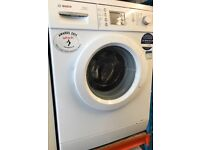 Bosch EXXCEL 7kg Timer Display new Model Strong Efficient And relaible washing machine