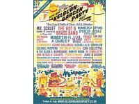 Kelburn Garden Party Weekend Ticket