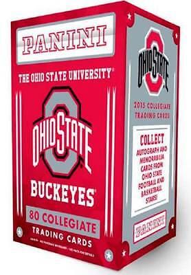 2015 Panini Ohio State Buckeyes Multi Sport Retail Blaster Box Trading Cards