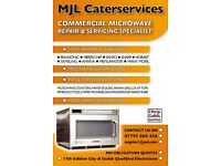 Commercial Catering Repair and Microwave repair and servicing