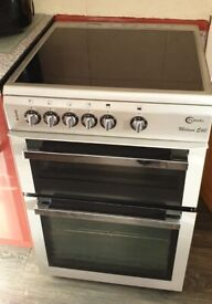 FLAVEL Milano ML61CDS Electric Ceramic Cooker - used - good condition - £130
